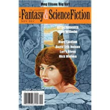 The Magazine of Fantasy & Science Fiction November/December 2017 (English Edition)