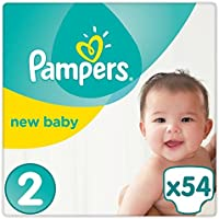 Pampers New Baby Taille 2Essential Lot 54couches
