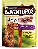 Adventuros Hundesnack Strips, 6er Pack (6 x 90 g)