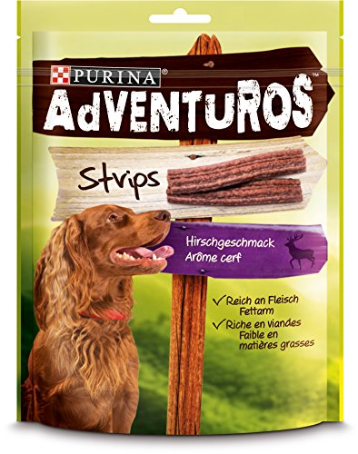 adventuros-hundesnack-strips-6er-pack-6-x-90-g
