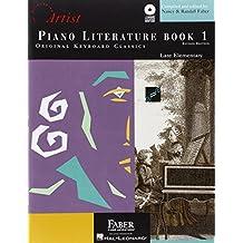 Piano Literature Book 1: Original Keyboard Classics (Developing Artist)