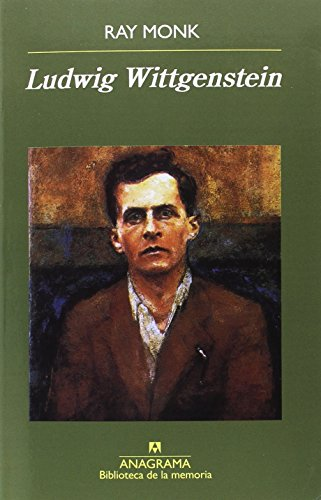 Ludwing Wittgenstein (Biblioteca de la memória) por Ray Monk