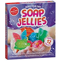 Make Your Own Soap Jellies Kit-