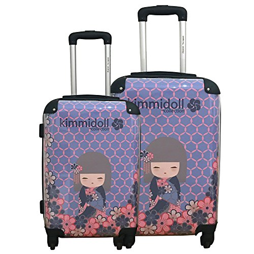 Set 2 Trolley 55-65 Kayo Kimmidoll