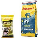 Josera 15 kg SensiPlus + 150 g Loopies Lamm