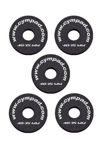 Ottimizzatore per Piatti Cympad 40x15 Nero confezione 5 pezzi OS15/5