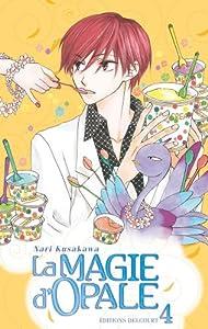 La Magie d'Opale Edition simple Tome 4