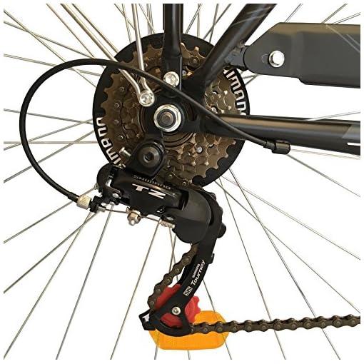 Bici Da Città City Bike 28 Welter Esprit Colore Nero Misura Unica