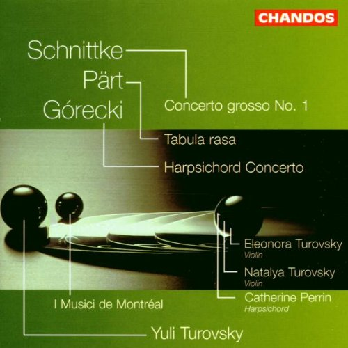 Concerto For Harpsich. und Strings u.a.