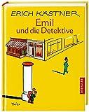 Emil und die Detektive. Ein Roman für Kinder - Erich Kästner