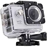 CA2Z POWERSHOT 1080P GO Waterproof Digital With Accessories With LED Screen(Memory Card ) Sports Action Camera Pro Underwater Camera Sports And Action Camera