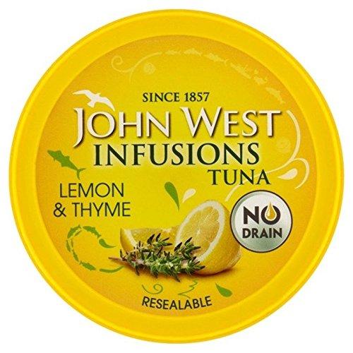 John-West-Infusiones-De-Atn-Con-Limn-Y-Tomillo-80g-Paquete-de-6