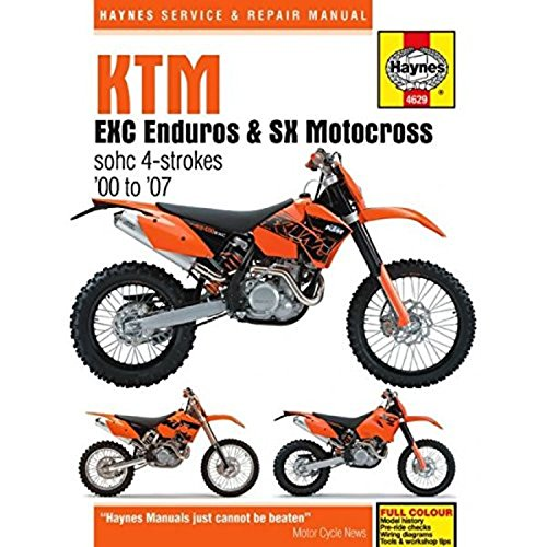 Ktm Enduro & Motocross (Haynes Powersport) por Haynes Publishing