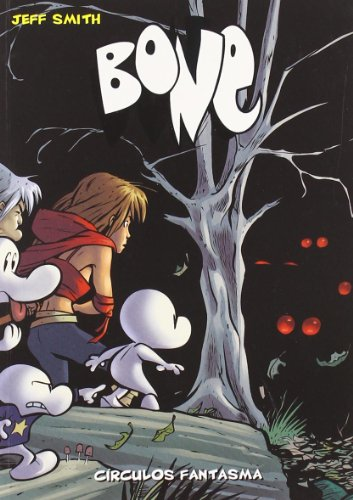 Bone 7 Circulos Fantasmas - Bolsi por JEFF SMITH