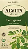ALVITA Fenugreek Seed Tea Bag - Organic-...