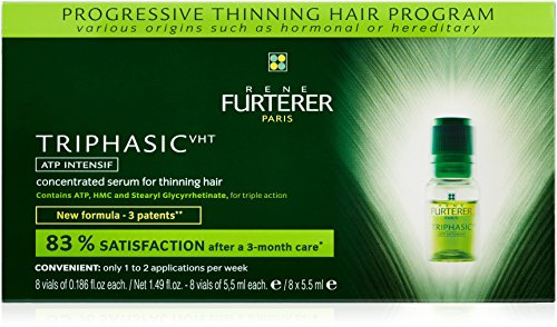 Rene Furterer Triphasic Vht+ Siero Rigeneratore Anti-caduta - 44 ml