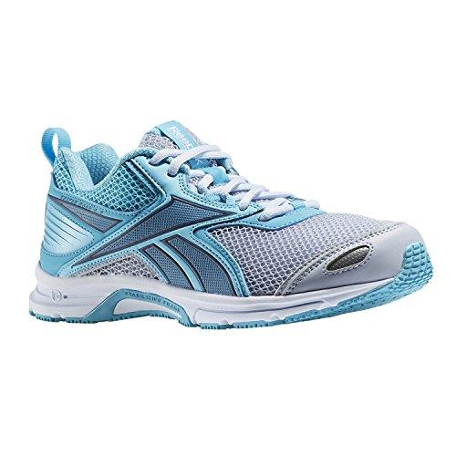 Reebok Triplehall 5.0, Chaussures de Running Femme gris - Gris (Cloud Grey / Crisp Blue / Slate / Royal Slate)
