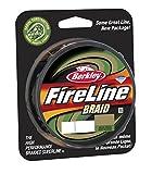 Berkley fireline-Lenza Braid Green 23/100, 270 m