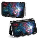 Supremery New Nintendo 3DS XL Case Hülle Kunststoff-Shell Hard Cover - Galaxy 4