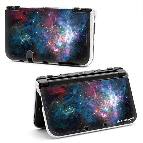 Supremery New Nintendo 3DS XL Case Hülle Kunststoff-Shell Hard Cover - Galaxy 4 Weihnachten Hard Case