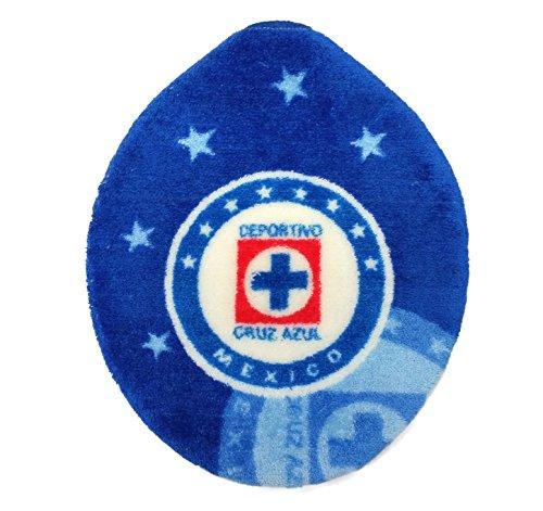 BDK Liga MX Pumas UNAM Atlas Cruz Azul Badezimmer 3Set (Cruz Azul)