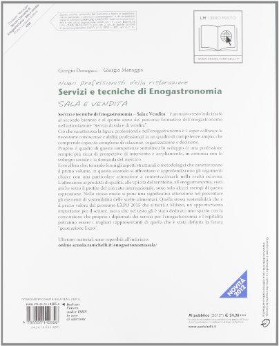 Servizi e tecniche di enogastronomia. Sala e vendita. Per gli Ist. professionali alberghieri. Con espansione online: 2