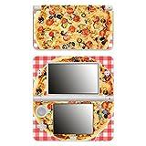 Disagu SF-106242_1157 Design Folie für New Nintendo 3DS - Motiv Pizza real klar