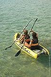 SEVYLOR Kanu aufblasbar Reef 300 - Sit on Top, 2er Kajak, Kanadier, 296 x 84 cm - 5