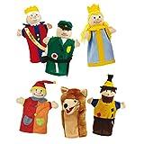 Roba kasperfiguren, handpoppen, verschillende uitvoeringen beschikbaar sprookje