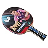 Butterfly RDJ S5 Table Tennis Racket – ITTF Approved Ping Pong Paddle –