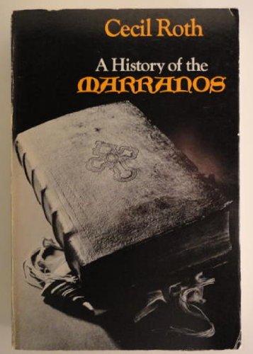 history-of-marranos-schocken-paperbacks-on-judaica