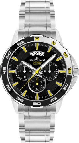 Jacques Lemans Sports Herrenarmbanduhr Sydney 1-1589E