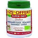 Super Diet Quatuor Bio Circulation 250 Comprimés