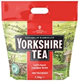 Taylors of Harrogate Yorkshire Tea 480 Btl. 1.5kg - Schwarzer