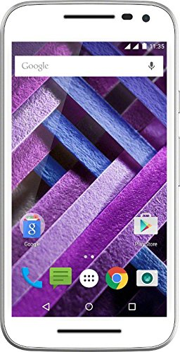 Moto G Turbo (White, 16GB) offer