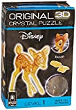 Bepuzzled 3-D Licensed Crystal Puzzle-Bambi