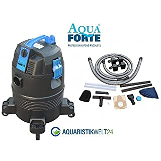 Aqua Forte Pond/Wet/Dry Vacuum Cleaner