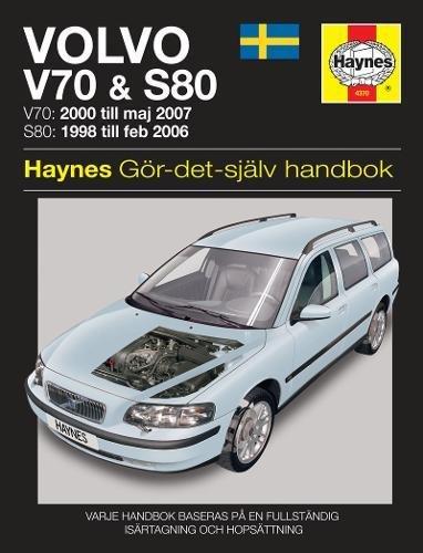 Volvo V70 & S80 -