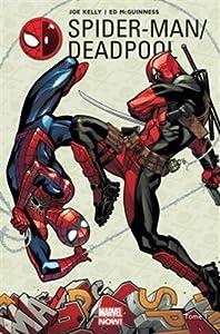 "Afficher ""Spider-Man/Deadpool n° 1<br /> L'amour vache"""