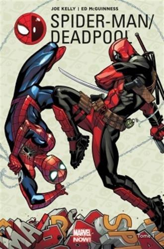 Spider-Man / Deadpool T01 par Ed McGuinness