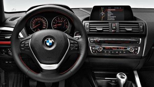 BMW Sport-Lederlenkrad Dekorblende