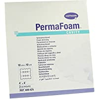 PERMAFOAM Cavity Schaumverband 10x10 cm 3 St Kompressen preisvergleich bei billige-tabletten.eu