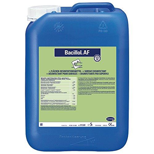 Hartmann Schnell-Desinfektionsmittel Bacillol AF, aldehydfrei, 5.000 ml