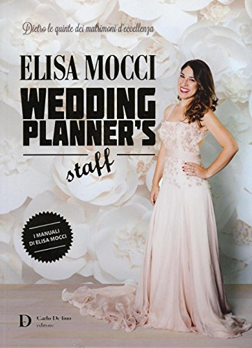 Wedding planner's staff