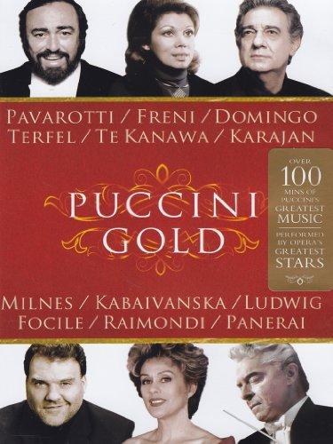 Various Artists - Puccini Gold