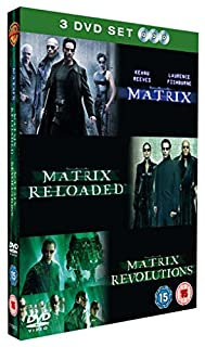 The Matrix Trilogy : Matrix / Matrix Reloaded / Matrix Revolutions (3 Disc Box Set) [DVD] (B000BHZ1DS) | Amazon price tracker / tracking, Amazon price history charts, Amazon price watches, Amazon price drop alerts