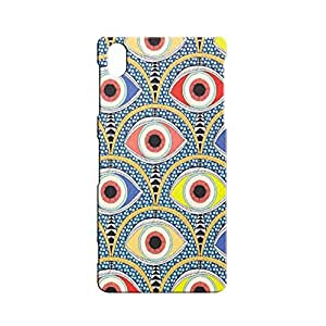 BLUEDIO Designer 3D Printed Back case cover for Sony Xperia Z5 - G2896
