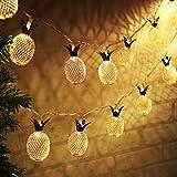TAOtTAO 1.5M 10LED Wattebausch Lichterketten Party Hochzeit Weihnachtsdekor Lichter