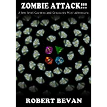 Zombie Attack!!! (Caverns and Creatures) (English Edition)