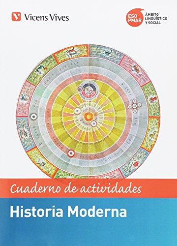 Pmar historia moderna actividades